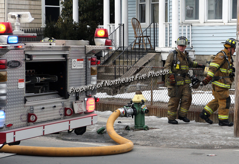 Providence- W/F+ Laurel Hill Avenue- 3/3/14