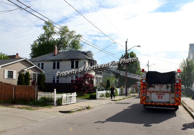 Cranston- Hillwood Street- 5/21/15