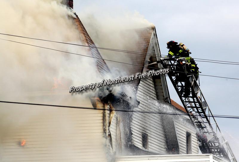 Cumberland- 3rd Alarm, 515 Broad Street- 6/8/15