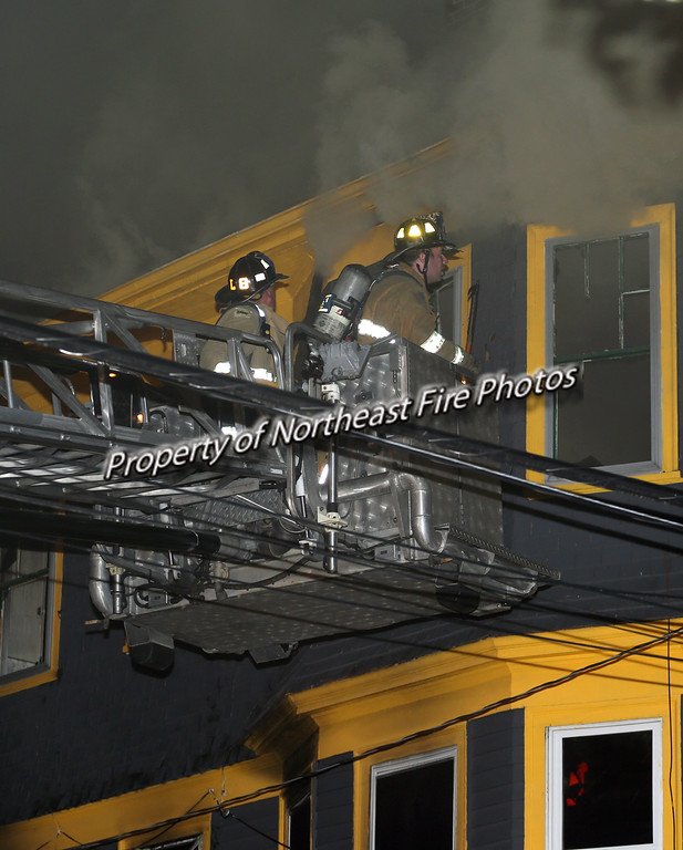 Providence- 2nd Alarm- Comstock Avenue- 8/3/15